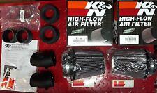 K&N Filters Performance Air Intake System 63-1019Kit de admisión RACING KN63-19