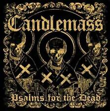 Candlemass - Psalms for the Dead CD/DVD 2012 limited edition digipack doom