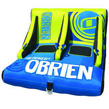 O'brien Watersports Slacker 2 Person Inflatable Boat Towable Water Ski Tube
