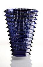 Baccarat Eye Vase - NIB - Made in France - Midnight Blue