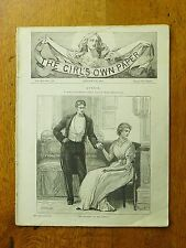 The Girl's Own Paper, Vol. XII, No. 576, January 10 1891
