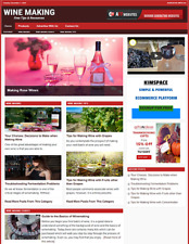 Wine Making Tips Website Business For Sale Work From Home Business Opportunity