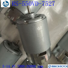 For Mabuchi RS 550VC HIGH TORQUE MOTOR RS-550VD-7527 General RS-550VC-8518