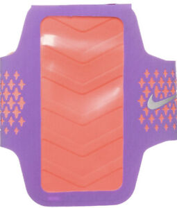 NIKE Damen Diamond Sport Lauf Running Fitness Armband iPhone 5 lila pink NP:€39