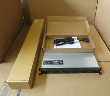 NEW Lenovo RD550 Xeon Eight Core E5-2630V3 2.40GHz 8GB RAID SAS 1U Server