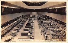 1930's? RPPC Main Floor Walgreen's Drug Store Miami FL