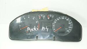 AUDI A4 INSTRUMENT CLUSTER SPEEDOMETER KMH 8D0919861C