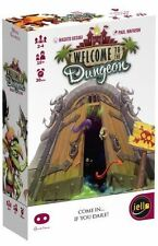 Card Game Welcome to The Dungeon - Iel51234 IELLO