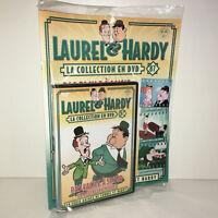 LAUREL ET (&) HARDY la collection en DVD n° 87 : PAS FACILE A SAISIR... DC35Z