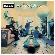 OASIS - DEFINITELY MAYBE (REMASTERED)  CD NEW
