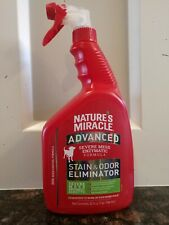 32fl.oz Spectrum Br.Nature'S Miracle Advanced Stain& Odor Eliminator Severe mess