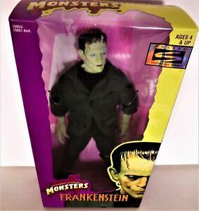 """Frankenstein Universal Studio Monster Kenner 1998 figure NEW mint Sealed 12"""""""