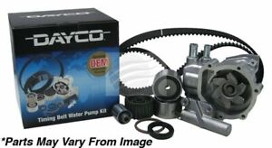Dayco Timing belt kit inc waterpump for Toyota Townace 10/1996 - 11/2001 2.0L 4