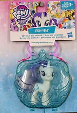 "3"" RARITY On the Go Purse My Little Pony Friendship MLP"