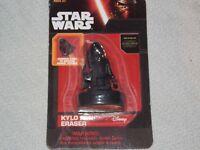 Innovative Designs Disney Star Wars KYLO REN 3D Puzzle Eraser 9841SW