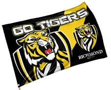 Richmond Tigers AFL Football Game Day Pole Flag 60 X 90cm