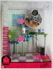 Barbie Study Space (Fashion Fever Room Collection) (NEW)