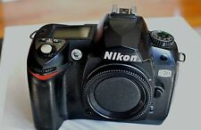 Full Spectrum / Infrared Converted Nikon D70 Body