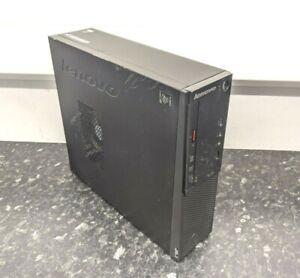 i5 4460s @2.9GHz Lenovo S500 4GB Ram 500GB HDD Windows 10 Pro SFF Working EA1910
