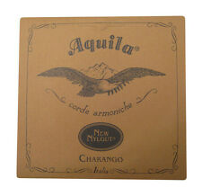 Aquila Charango Strings - 2CH - Nylgut - Light Tension - Made In Italy