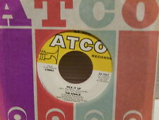 THE KNACK Pick it up / always ATCO 45 7051