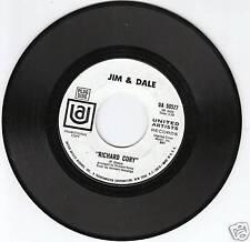 JIM & DALE Simon & Garfunkel Coverversion 45/U.S./LC