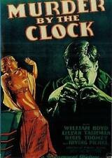 Murder By The Clock (1931)- Rare Classic Horror