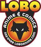 Lobo Anime and Comics