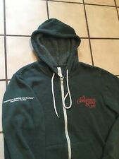 A Christmas Story Live Musical Broadway Zip Front Promo 2017 Burbank Hoodie Sz.S