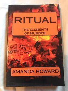 """Ritual-The Elements of Murder"" By Amanda Howard"
