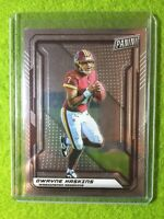 DWAYNE HASKINS ROOKIE CARD JERSEY #7 REDSKINS RC 2019 National VIP Silver Chrome