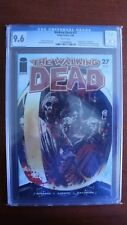 The Walking Dead #27 - CGC 9.6 White Pages, First App. Of Governor