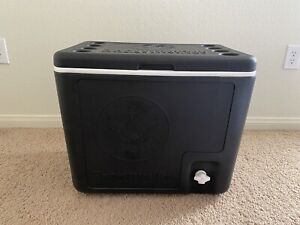 JAGERMEISTER COOLER LARGE CHEST SHOT DISPENSING ICE COLD SHOTS Includes INSERT