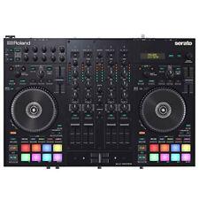 Roland Dj Controller Serato Aira DJ-707M 4 Kanäle Deck Schwarz Audio Equipment