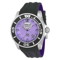 Invicta Men's 22991 Automatic Stainless Steel and Silicone Diving Watch