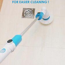 Long Handle Electric Floor Mop Turbo Scrub Clean Multi-function Wireless Brush