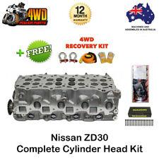 Nissan Navara D22 Patrol GU Y61 ZD30 Cylinder Head Kit 4Cyl 16V VRS Gasket Bolts