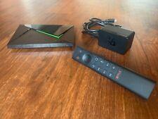 NVIDIA SHIELD TV 4K HDR Streaming Media Player - Black