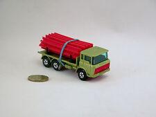 Matchbox Lesney Superfast # 58 Daf Girder truck  (ep3b)