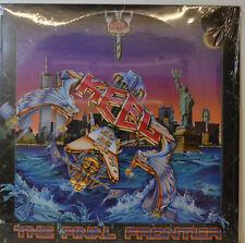 """KEEL - THE FINAL FRONTIER - GOLD MOUNTAIN MCA 5727 - SELLADO - 12"""" LP (Y505)"""