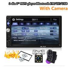 "7""MP5 player Bluetooth hands free FM/TF/USB Video MP5 Multimedia Player+ Camera"