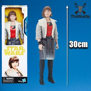 Star Wars Han Solo Ultimate Figurine – QI ´ Ra (Corellia) 11 13/16in Hasbro Nip