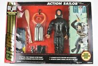 "Hasbro GI Joe Commemorative Collection Acton Sailor Navy Frogman 12"" Sealed"