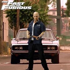 """1/6 Fast & Furious Diorama 15""""x15"""" - Ideal For Vin Diesel Ace Toys 12"""""""