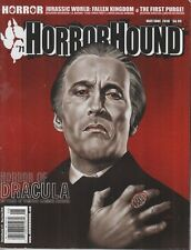 Horror Hound #71 May/June 2018 Horror of Dracula