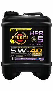 Penrite HPR 5 SAE 5W-40 Engine Oil 10L fits McLaren 570S 3.8 (419kw)