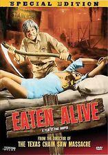Eaten Alive DVD, ,