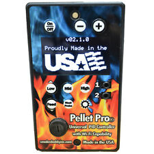 Pellet Pro Patriot PID Controller w/ WiFi Capability - Upgrade for Pellet Grills