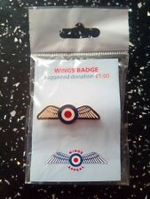 Wings Appeal Wing Badge