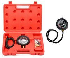 Carburetor Carb Valve Fuel Pump Pressure & Vacuum Diagnostics Gauge Tester Kit